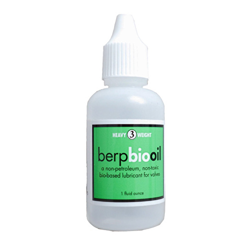 BERP Bio Oil - Heavy Viscosity, 1 oz