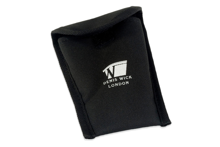 Denis Wick Canvas Tuba Mouthpiece Pouch - Single