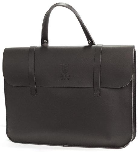 Montford Leather Music Case