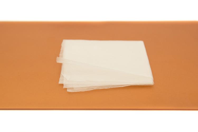 White Bladder Skin - approx 170mm x 600mm