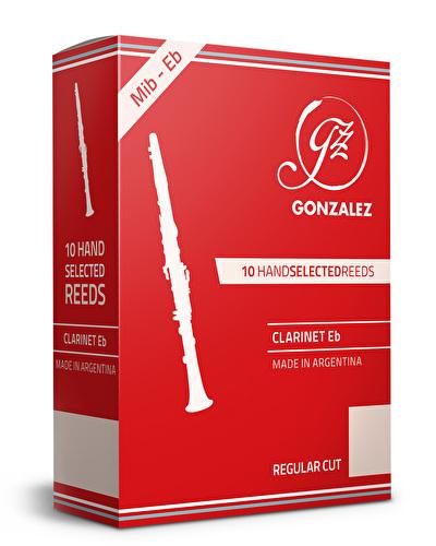Gonzalez RC Eb Clarinet Reed