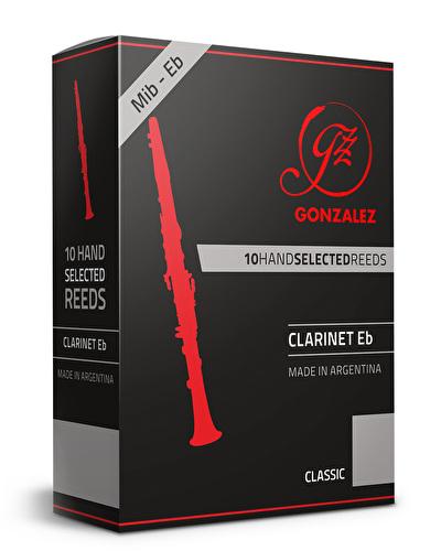 Gonzalez Classic Eb Clarinet Reeds