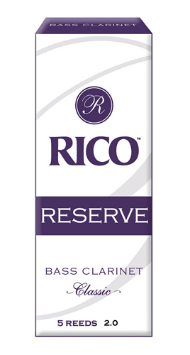 Reserve Classic Bass Clarinet Reed - 3.5