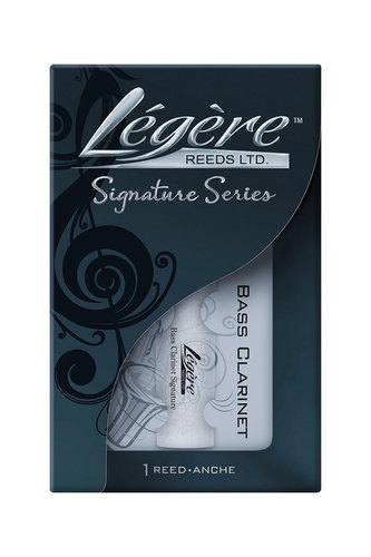 Legere Signature Bass Clarinet Reed