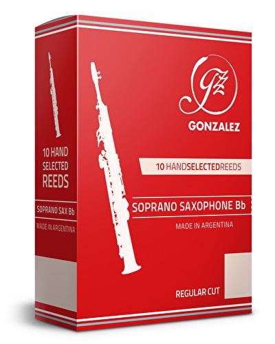Gonzalez RC Soprano Sax Reed