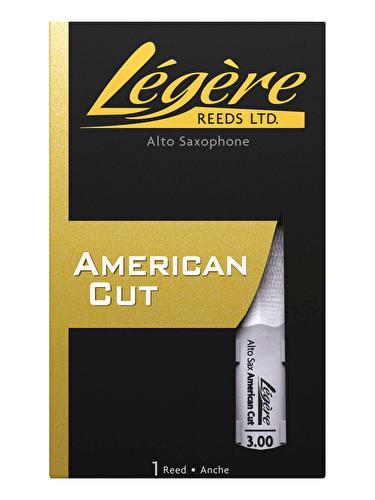 Legere Alto Saxophone American Cut Reed