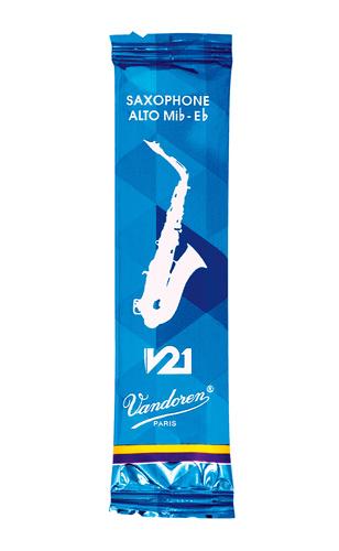 Vandoren V21 Alto Saxophone Reed Flow Pack