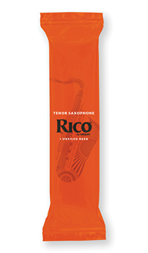 Rico by D'Addario - Tenor Saxophone Reed - Foil Wrapped