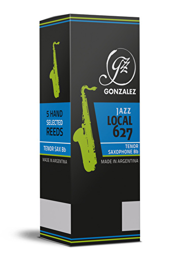 Gonzalez Jazz Local 627 Tenor Sax Reed