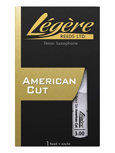 Legere Tenor Saxophone American Cut Reed