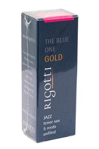 Rigotti Gold JAZZ Tenor Saxophone Reeds - Box of 5