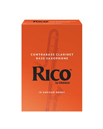 Rico Contra Bass Clarinet / Bass Sax Reeds