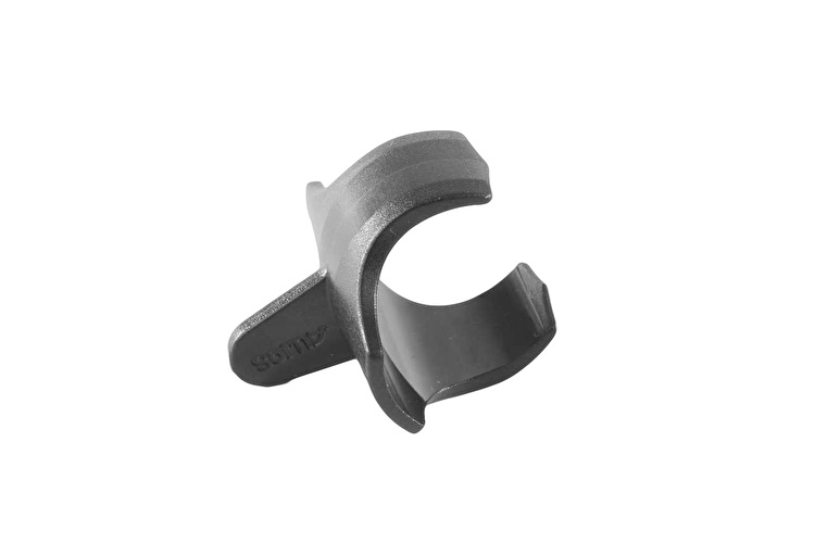 Aulos Clip on Thumb Rest / Hook - Descant Recorder