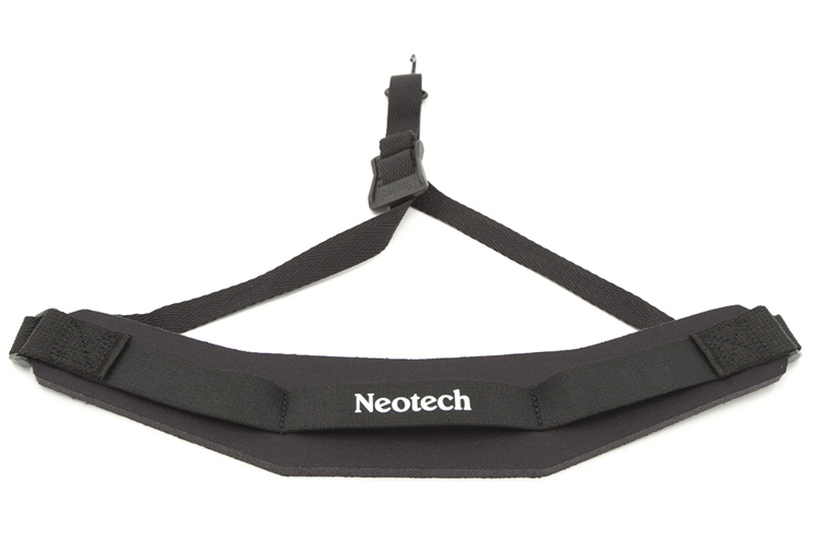 Neotech Soft Saxophone Strap - Extra Long with Metal Hook