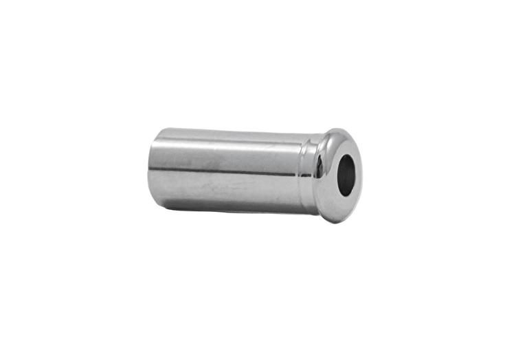 Backun Alpha Bb Register Tube - Nickel Plated