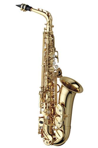 Yanagisawa AWO1U - Unlacquered Alto Saxophone