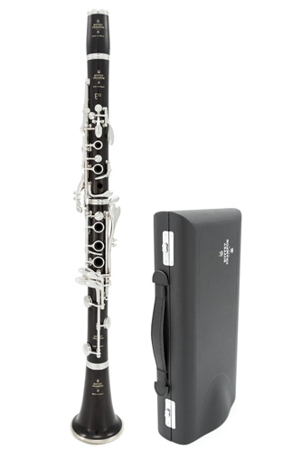 Buffet E13 - Bb Clarinet - Pochette Case