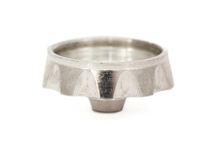 Bottom Cap - Silverplate - New Standard Euph