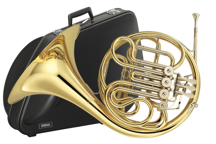 Yamaha YHR-567 - French Horn