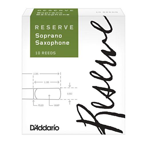 Reserve Soprano Saxophone Reed