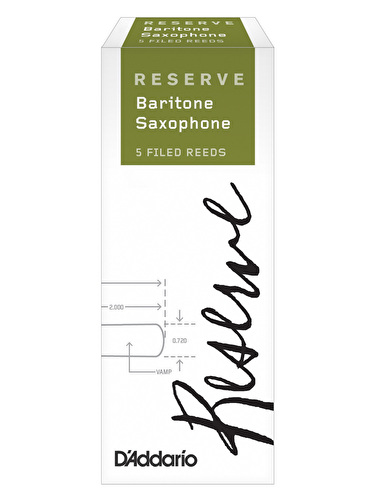 Reserve Baritone Saxophone Reed