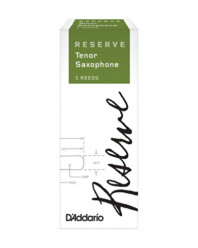 Reserve Tenor Saxophone Reed
