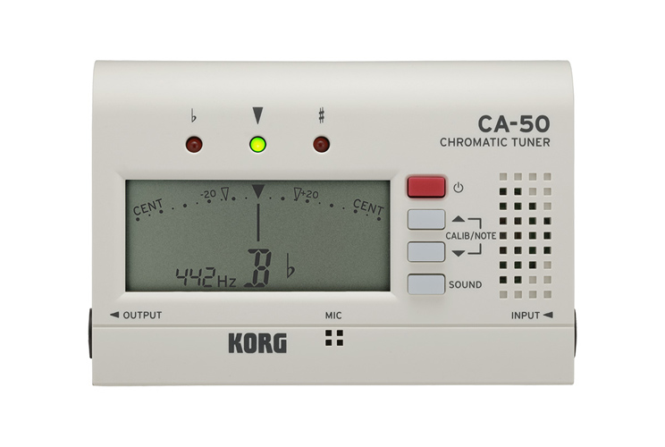 Korg CA50 Chromatic Tuner - Latest Model