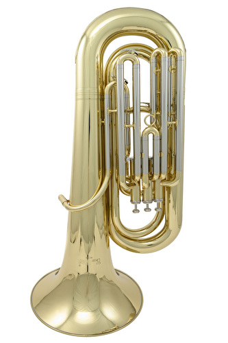 Conn-Selmer BAND TIME Ex Demo - 1/2 Size Bb Tuba (16050050)