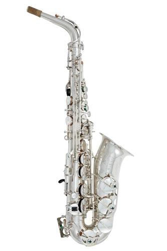 Selmer MK6 Alto Sax - Silver Plated