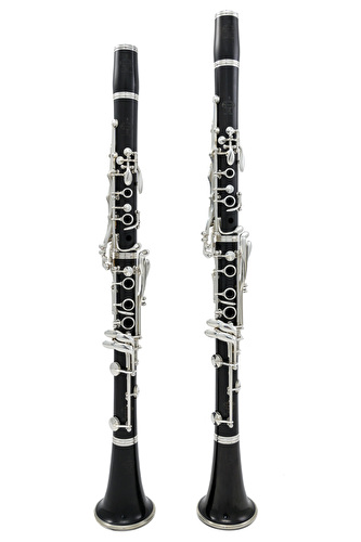 Buffet R13 Bb & A - Pair of Clarinets (335958/335236)