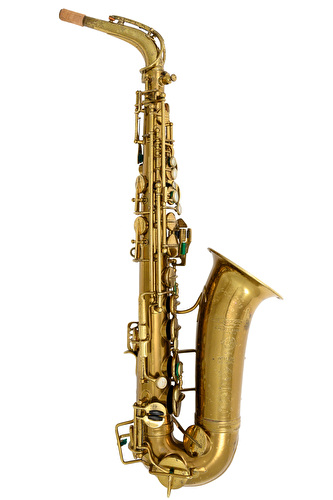 Selmer Cigar Cutter c.1931 - Alto Sax (14xx2)