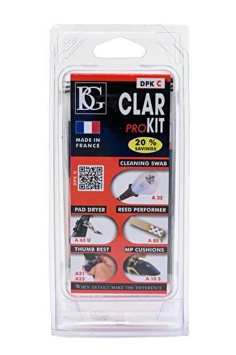 BG Clarinet Pro Kit