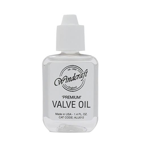 Windcraft Valve Oil - Incorrectly Labelled Bottle
