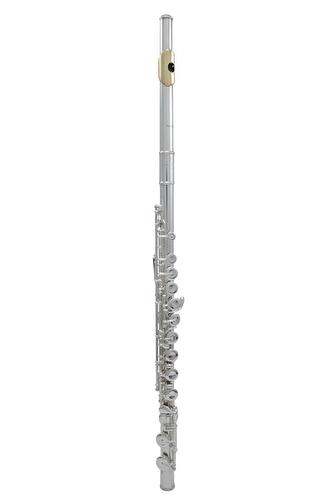 Pearl 665E Quantz Forza Ltd Edition with 3K Gold Lip - Flute