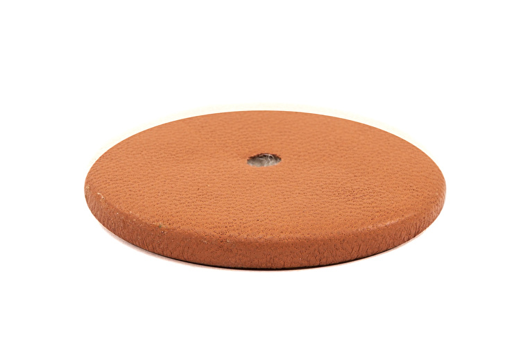 Universal Saxophone Pad with hole 4mm thick