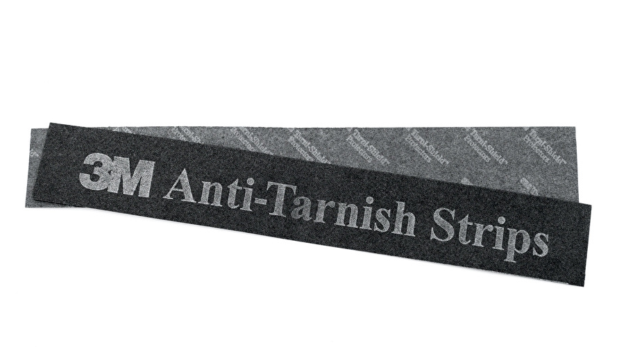 Anti Tarnish Silver Protector Strip - Pack of 2