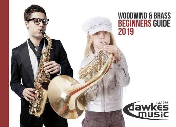 Dawkes Music Woodwind and Brass Beginners Guide for musicians - 2019