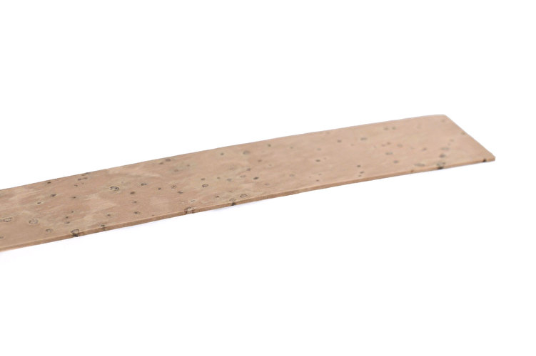 Cork Strip 1mm Thick x 150mm Long x 20mm Wide