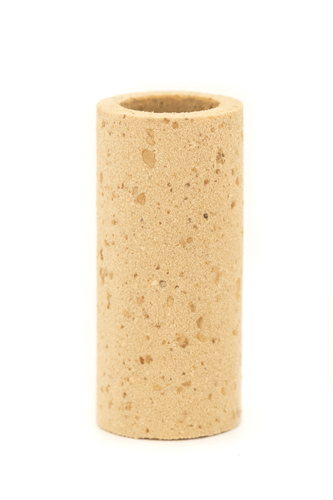 Synthetic Cork Tube - 25mm x 14.5mm, 9.8mm hole