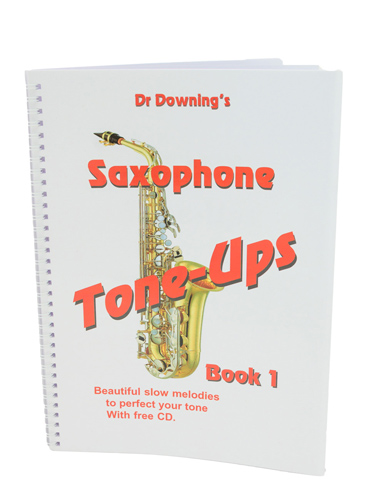 Dr Downing - Saxophone Tone-Ups Book 1