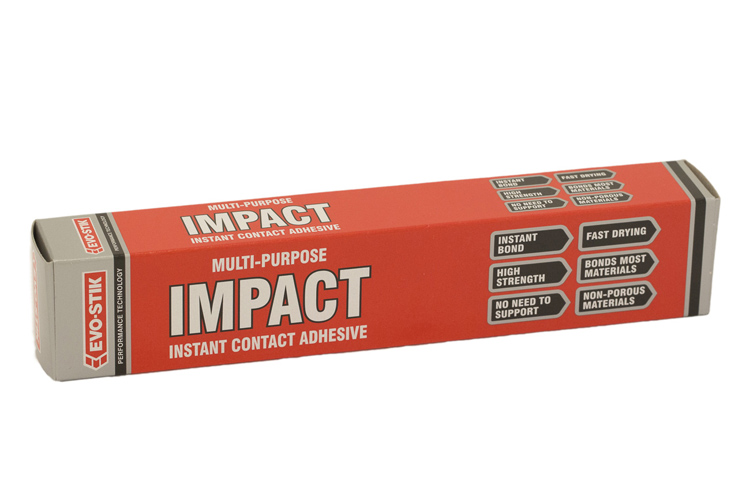 Evo Stick Impact Adhesive Small Tube 30g
