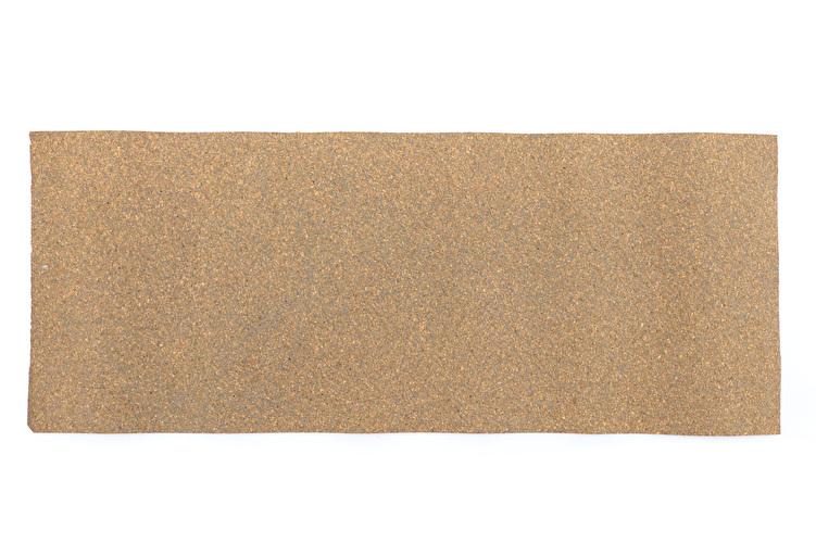 Rubber Cork Sheet - 100 x 250 x 0.4mm