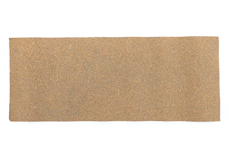 Rubber Cork Sheet - 100 x 250 x 0.5mm