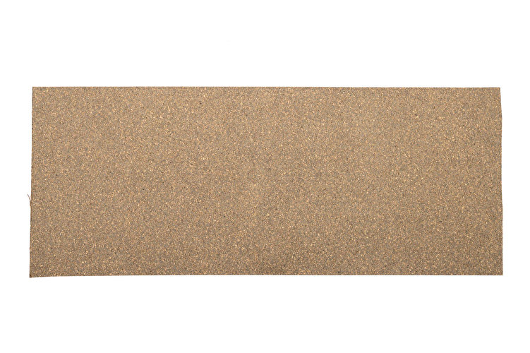 Rubber Cork Sheet - 100x250x1.0mm