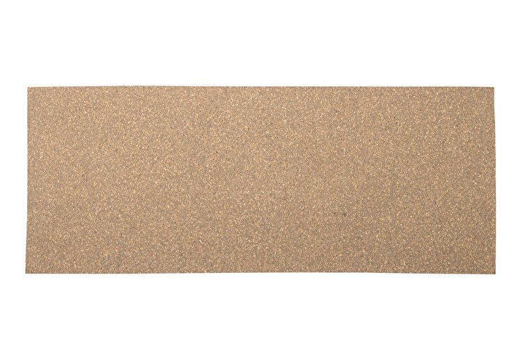 Rubber Cork Sheet - 100x250x1.5mm
