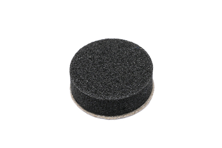 Non-Compressing Rubber Waterkey Disc - 8.1mm x 2.3mm