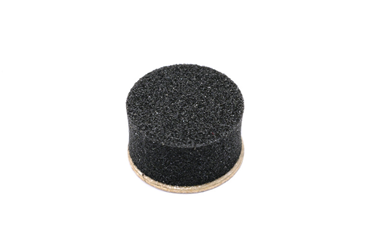 Non-Compressing Rubber Waterkey Disc - 9mm x 3.5mm