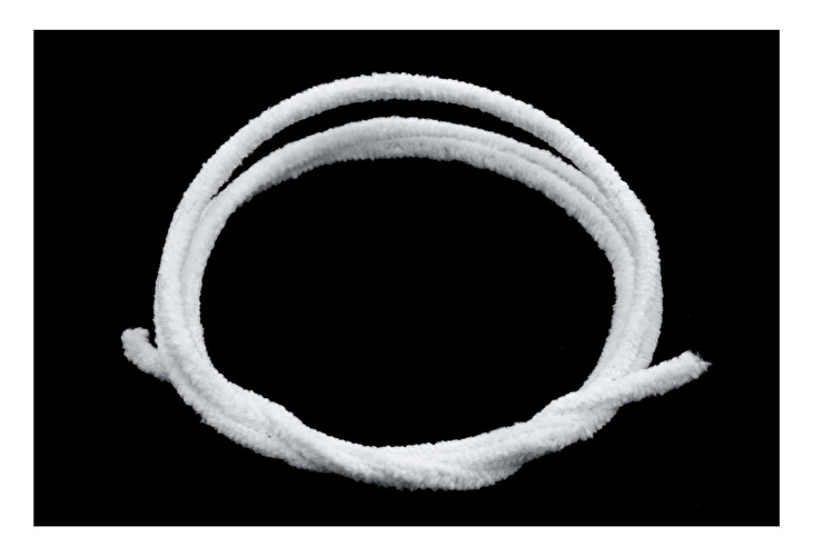 Chenille Coil Pipe Cleaner - 1 meter length