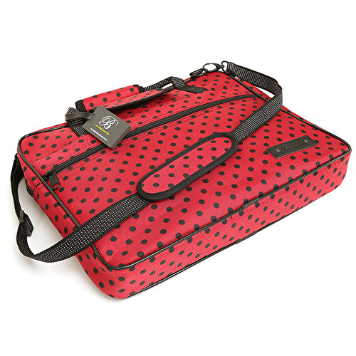 Beaumont Music Bag - Ladybird