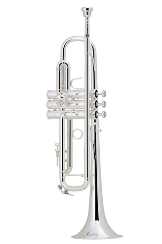 Bach Stradivarius 37S 180ML - Reverse Lead Pipe Bb Trumpet
